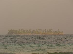 Les illetes paradisíaques de la comarca de Kuna Yala, tot i que també tenen els seus problemes...